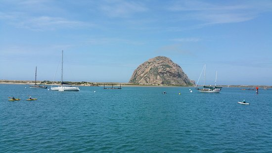 Morro Rock: We love driving up there from Paso Robles, enjoying the ocean and views. Just very peaceful. Had