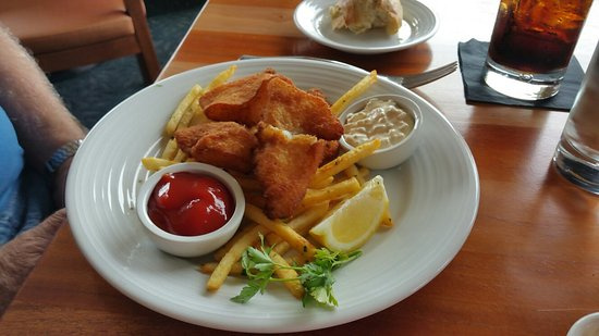 Galley Seafood Grill & Bar: 20170411_130149_large.jpg
