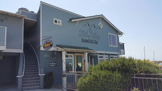 Galley Seafood Grill & Bar: 20170411_132805_large.jpg