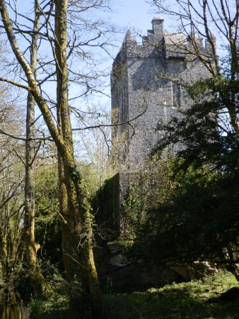 Oughterard, Irlanda: from the river