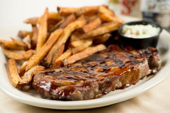 Gander, Canada: Steak