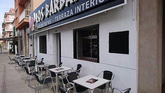 Los Barbaros Bar De Tapas C Aragon 334 Palma De Mallorca