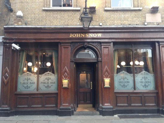 Front - Picture of John Snow Pub, London - TripAdvisor