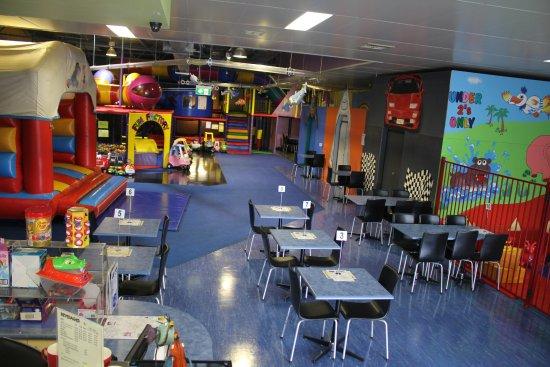 The Bendigo Fun Factory Indoor Play Centre