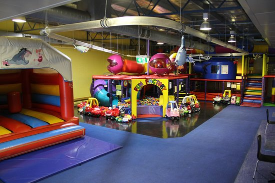 The Bendigo Fun Factory Indoor Play Centre
