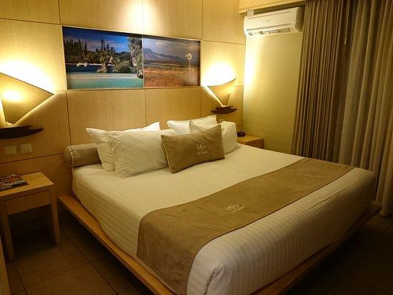 Le Lagon Hotel: Double room