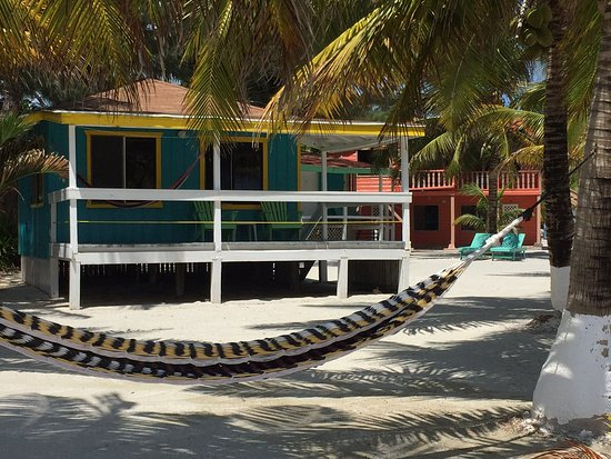South Water Caye, Belize: Cabana