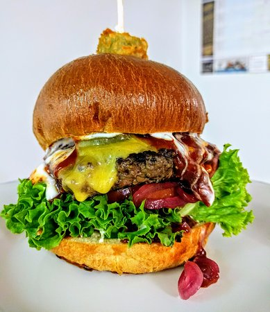 "Kells, İrlanda: The ""Scary Spice"" Burger"