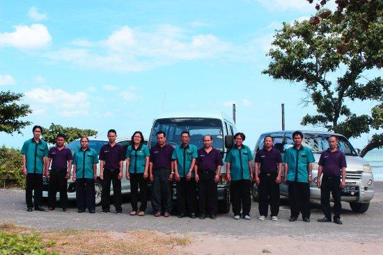 Bali Wisata Murah: Staff