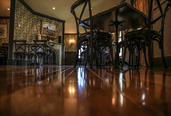 Millerton, NY: Main Dining Room