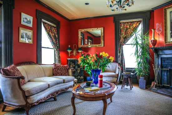 Millerton, NY: Our Parlor