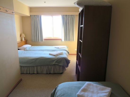 Perisher Valley, Australia: Triple share room