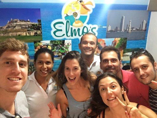 Elmo's Tours