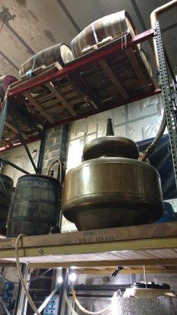 Sperryville, VA: Destilação