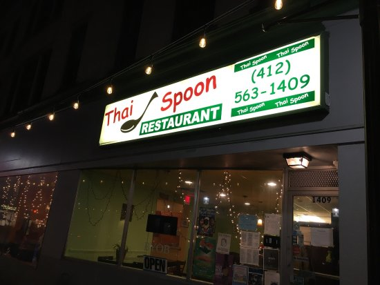 Thai Spoon in Dormont