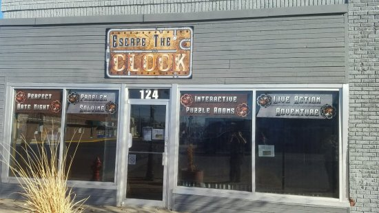 Garden City, KS: Escape The Clock