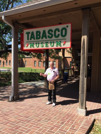 Tabasco Visitor Center and Pepper Sauce Factory: photo1.jpg