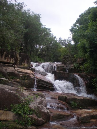 Chin Farm Waterfall