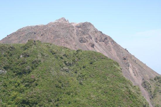 Unzen Ropeway : 妙見展望台から見た平成新山