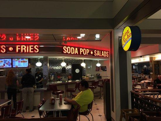 Fast Food Near Milwaukee Airport
