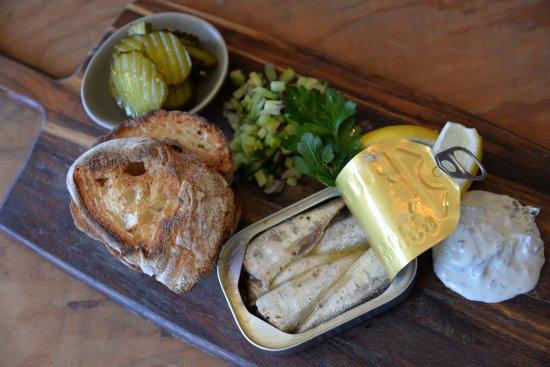 Blue Mini - Eatery, Emporium and Events: Blue Mini Sardines