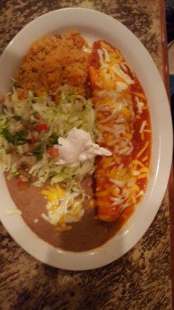 Maple Grove, MN: Burrito del Rodeo