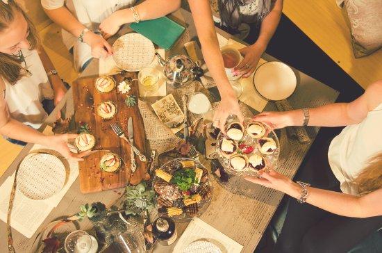 Blue Mini - Eatery, Emporium and Events: Blue Mini Morning Tea