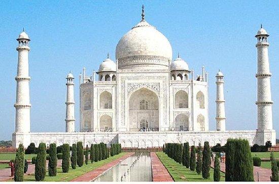 Viagem Privada a Agra saindo de...