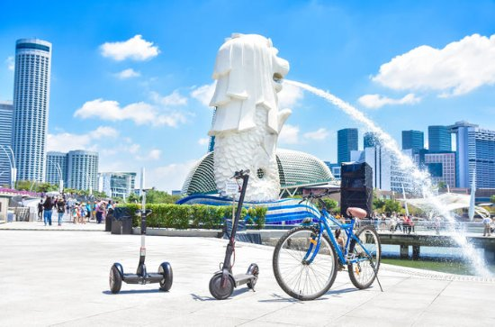 Marina Bay Segway Hire in Singapore