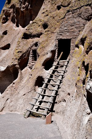‪‪Los Alamos‬, نيو مكسيكو: Cliff dwellings‬