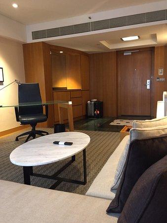 グランド ハイアット シンガポール , ゴージャスで快適な客室