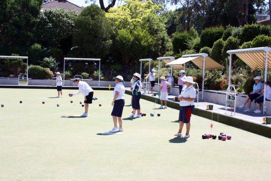 Pennant Hills, ออสเตรเลีย: Bowling Greens