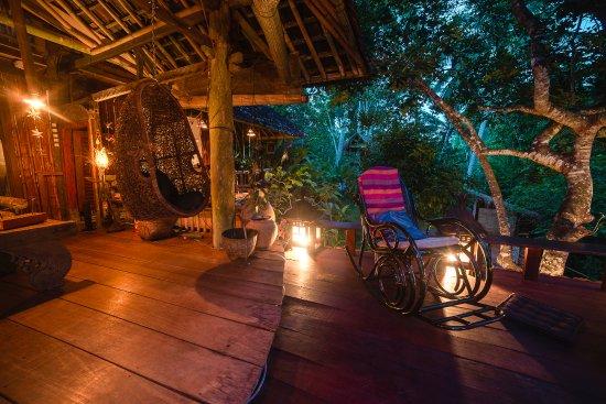 Bedulu, อินโดนีเซีย: Lounge Club Bali Dacha guest areas
