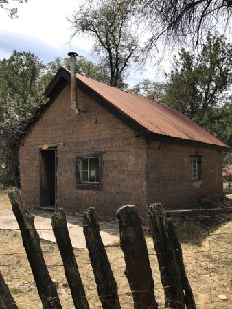 Douglas, AZ : ranch is amongst historic camp rucker in rucker canyon,very remote quiet and secluded place to c