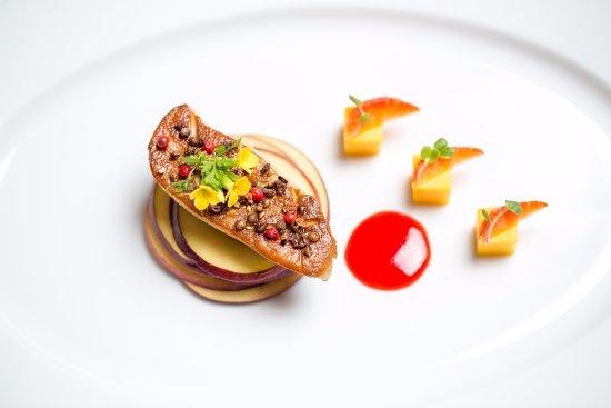Cote d'Azur: Foie Gras