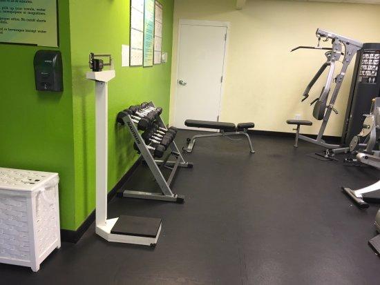 Holiday Inn Resort Orlando Suites - Waterpark: fitness room