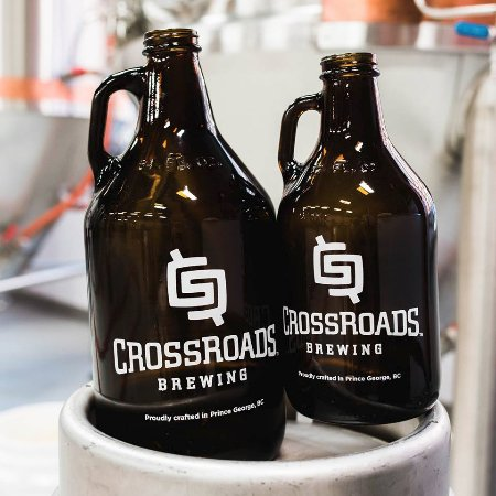 Prince George, Canadá: Growlers to buy beer and take with you