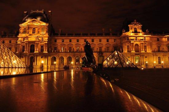 Experience Paris - Segway Tours: Segway tour- at the Louvre