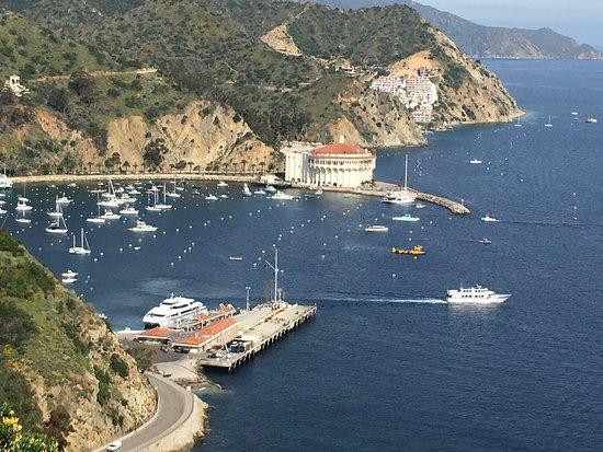 Catalina Island Casino: Welcomes you to the Island