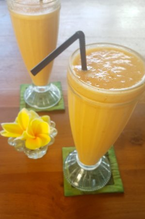 d'Sawah Warung: Sunrise Juice, just as delicious as it looks!