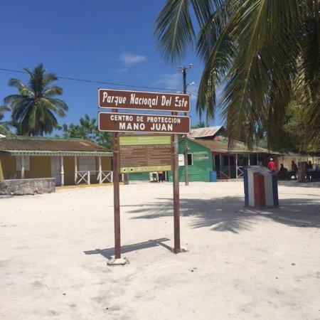 Bayahibe, Den Dominikanske Republik: Mano Juan