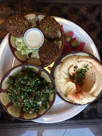 Ali baba south san francisco restaurant reviews phone for Ali baba s middle eastern cuisine