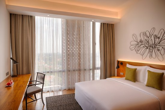 Jetwing Colombo Seven: Deluxe room