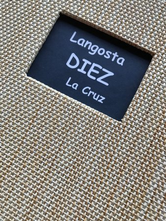 Image result for langosta diez logo