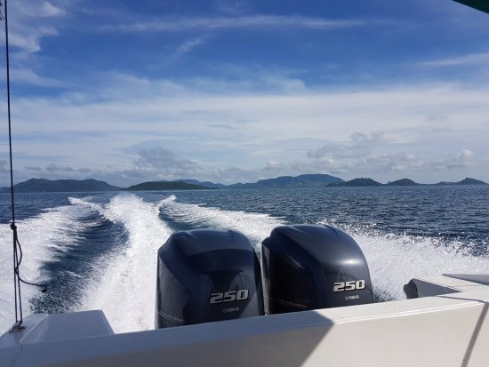 Big John Scuba: Way to Mabul