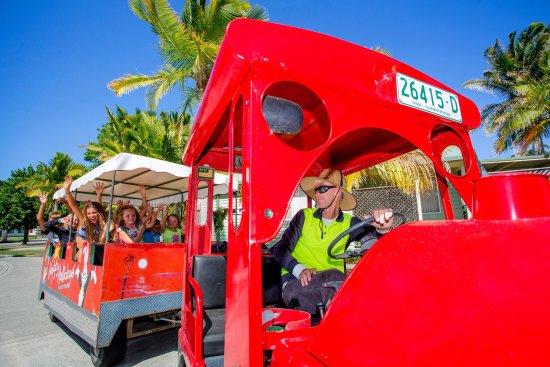 Hallidays Point, Avustralya: Happy Halliday Train