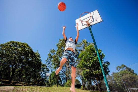 Hallidays Point, Avustralya: Keep the kids active