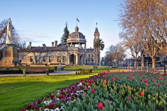 Pall Mall, Bendigo