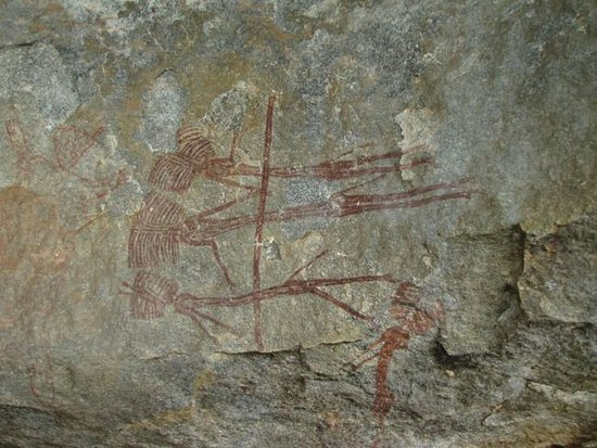 Kondoa Rock-Art Sites: These images are quite amazing, considering how long they have been there