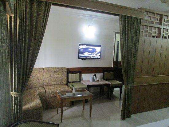 Paray Village County Hotel: MINI-SUITES